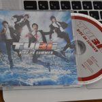 TUBE 「RIDE ON SUMMER」「FULL SWING」〜爽快感とハードロックが夏だね〜