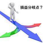 変動損益計算図(ストラック図)使って損益分岐点売上高を計算