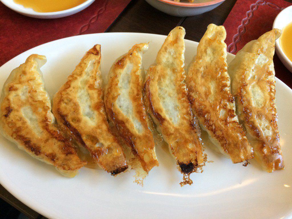 ラーメンニャン福の餃子