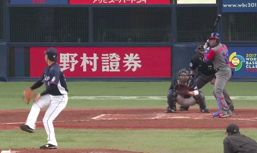 埼玉西武ライオンズvsキューバ