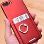 iPhone8PlusのICカードケース選びのポイントは軽量&スリムで