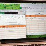 オンラインで使える表計算アプリを比較!Excel OnlineとGoogleスプレッドシート