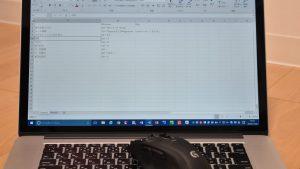 ゲーミングマウスG700sにExcelのショートカットキーを割り付けるとしたらこんな感じ
