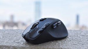仕事で使えるゲーミングマウス〜ロジクールG700s〜