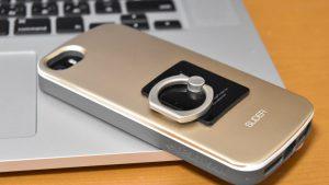 ICカードが入るiPhoneケースが手放せません